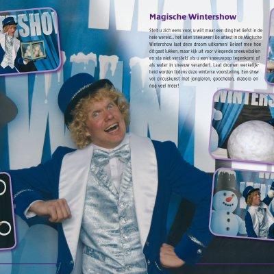 Foto van Magische Wintershow | Artiestenbureau SintenKerst.nl