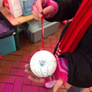 Kids Workshop - Kerstballen maken inzetten?