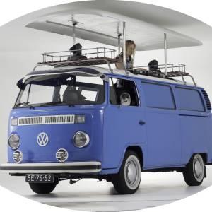 Het Volkswagen DJ Busje boeken?