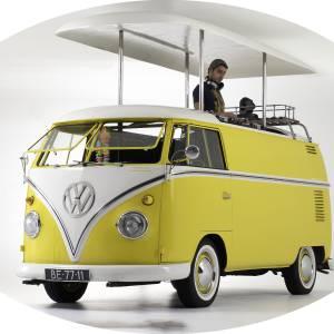 Het Volkswagen DJ Busje inhuren?