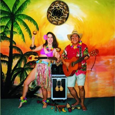 Foto van Los del Sol - Hawaiiaanse Mobiele Muziek | JB Productions
