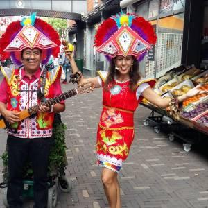 Los del Sol - Multi Culturele Muzikale Act inhuren?