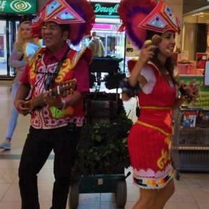 Los del Sol - Multi Culturele Muzikale Act boeken of inhuren
