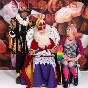 Sinterklaas en de Stoute Toiletjuffrouw inhuren
