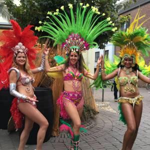 Los del Sol - Braziliaanse Samba Show inhuren?