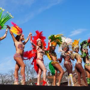 Los del Sol - Braziliaanse Samba Show boeken?