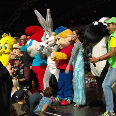 Fotoalbum van Meet & Greet Bugs Bunny, Tweety en Tom & Jerry | Looppop.nl