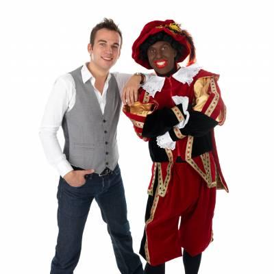 De S Factor met Kevin en Sinterklaas boeken?