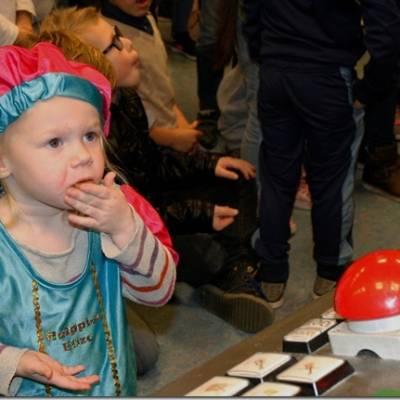 Fotoalbum van De Sinterklaas Muziek Machine | Kindershows.nl