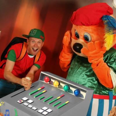 De Sinterklaas Muziek Machine inhuren of inzetten?