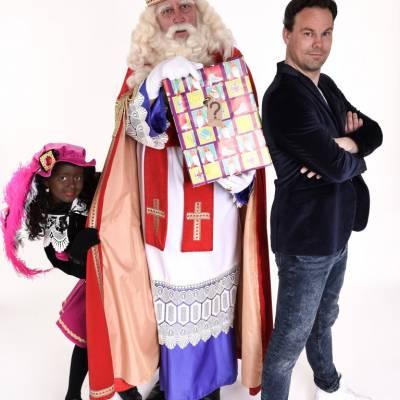Fotoalbum van Cadeau Zonder Naam | Sinterklaasshow.nl