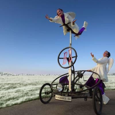 Foto van Bike Angels | SintenKerst