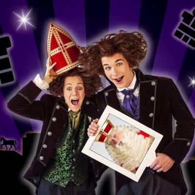 Bertus & Jaapie - Sinterklaasshow boeken?