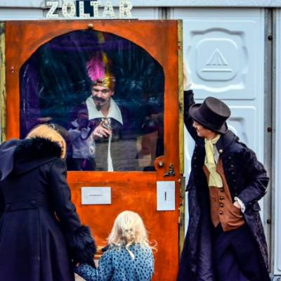 Foto van The Great Zoltar | JB Productions