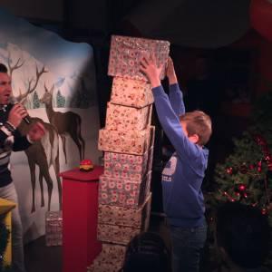 Kinder Kerstshow inhuren?