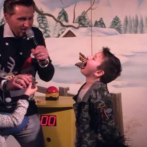 Kinder Kerstshow inzetten?