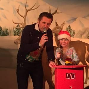 De Kinder Kerstshow inzetten?