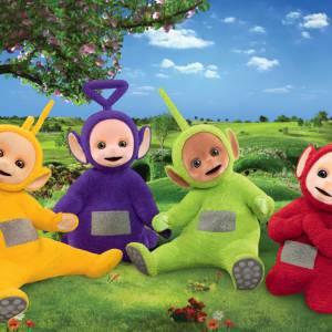 Kindershow van de TeleTubbies