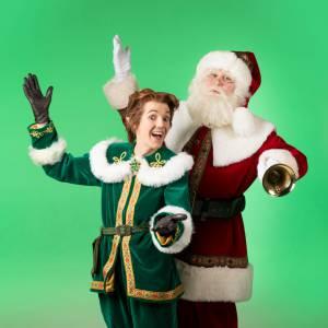 De Kerstman & Kerstelf boeken?