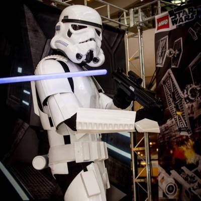 Foto van Stormtrooper | JB Productions