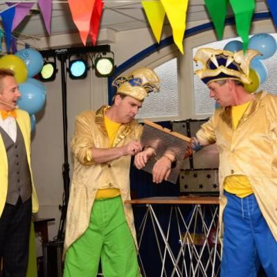 Fotoalbum van Kids Kadabra - Goochelshow | Kindershows.nl