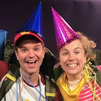 Foto van Tommie & Sofie op Avontuur   Kindershows.nl