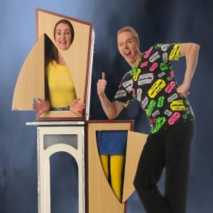 Kids Magic & Illusions kindershow inzetten?