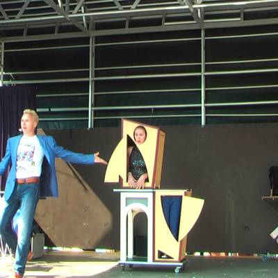 Kids Magic & Illusions boeken of inhuren?