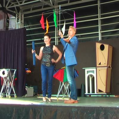 Kids Magic & Illusions kindershow boeken?