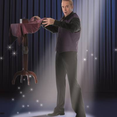 Kids Magic & Illusions kindershow inhuren?