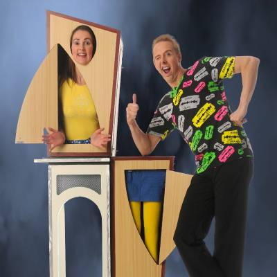 Kids Magic & Illusions kindershow inzetten?