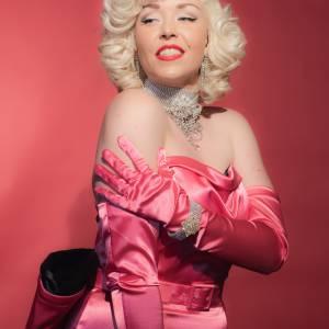 boeken Look a Like Marilyn Monroe