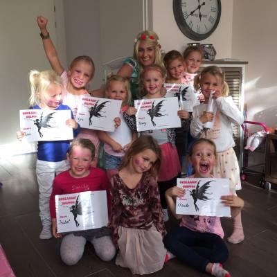 Foto van FonkelFee | Kindershows.nl