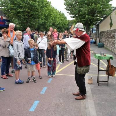 Foto van Straatgoochelaar John Anders | Goochelshows.nl