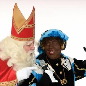 Daar Wordt Aan De Deur Geklopt Sinterklaasshow boeken