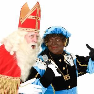 Daar Wordt Aan De Deur Geklopt Sinterklaasshow inhuren