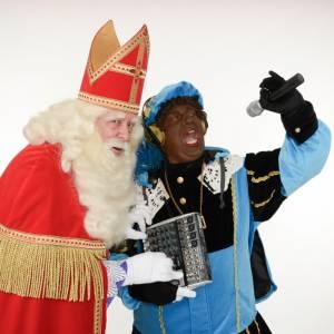 Sinterklaasshow Daar Wordt Aan De Deur Geklopt boeken