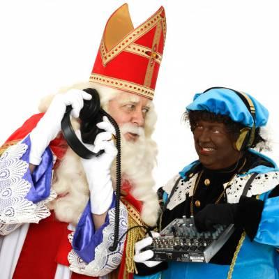 Fotoalbum van Daar Wordt Aan De Deur Geklopt | Sinterklaasshow.nl