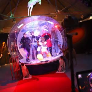 Photobooth Snowglobe