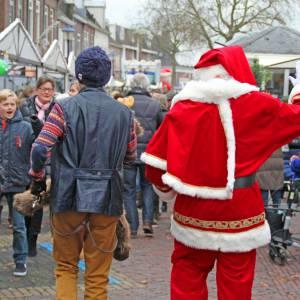 De Kerstman met Rudolph inhuren?