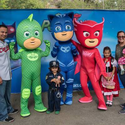 Foto van Meet & Greet PJ Masks | JB Productions