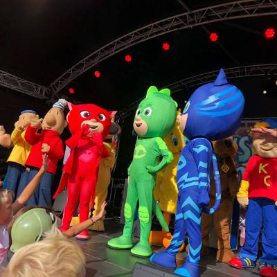 Foto van Meet & Greet PJ Masks | Artiestenbureau JB Productions