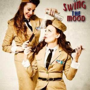 De Zingende Kapsters - Swing The Mood boeken