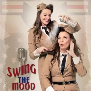 De Zingende Kapsters - Swing The Mood inzetten