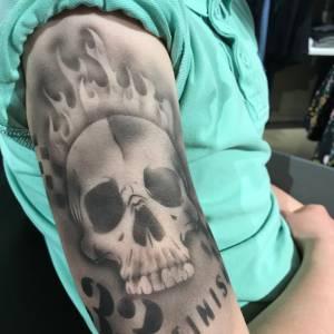 Airbrush Tattoo's huren?