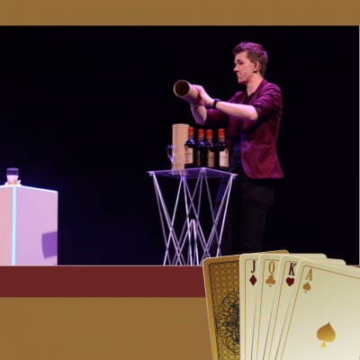 David Nathan Magic Show Inzetten?