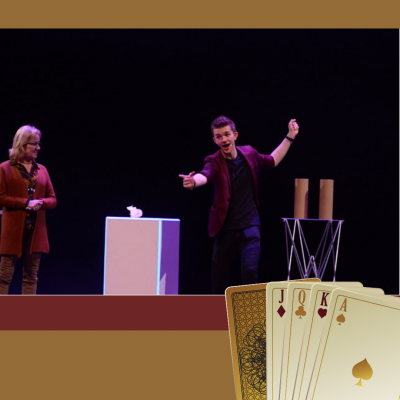 David Nathan Magic Show Management
