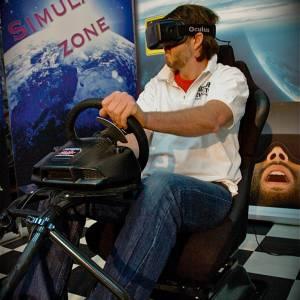 Virtual Reality Race Seat boeken