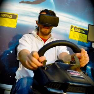 Virtual Reality Race Seat inhuren