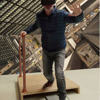 Foto van Walk The Plank - VR Game | JB Productions